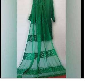 Wear such a beautiful dress that is our artisans hard work of day n night that makes u feel a wonderful feelings ..book ur order now..watsapp.03347075178 for query